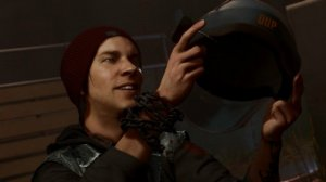 "Screenshot from ""inFAMOUS: Second Son"" - a Sony PS4 exclusive video game."