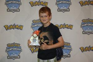 Video Game Juniors Champion, Beau Berg