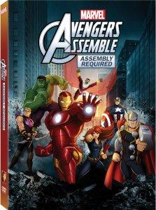 Marvel Avengers Assemble Assembly Required