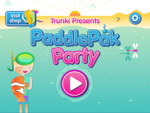 Paddlepak Party