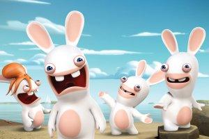Rabbids Invasion Nickelodeon