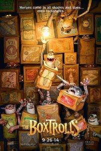 The Boxtrolls One-sheet Poster