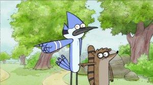 Regular Show: The Complete First & Second Seasons The Power