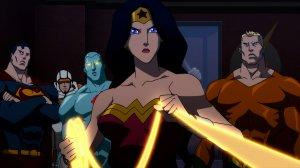 Justice League: The Flashpoint Paradox Wonder Woman