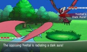 Yveltal Dark Aura screenshot