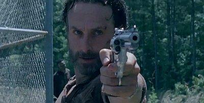 """Season Four of AMC's """"The Walking Dead"""" is staring you in the face."""