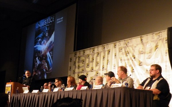 DC Entertainment: All Access Panel