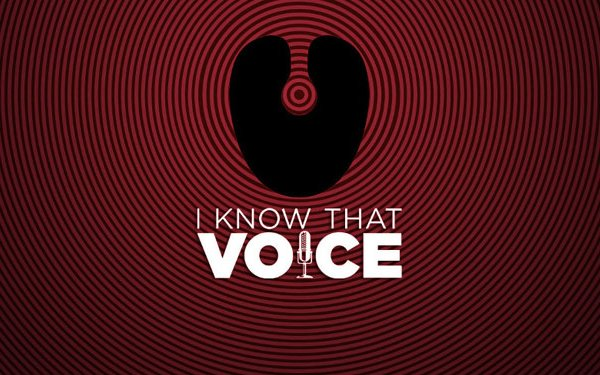 I Know That Voice Documentary Panel
