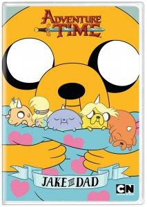 Adventure Time Jake the Dad DVD (without awesome Hat)