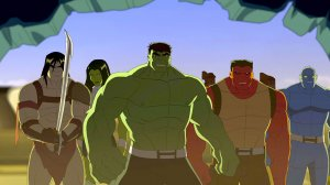 Hulk and the Agents of SMASH Cast