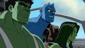 Hulk and the Agents of SMASH A-Bomb and She-Hulk