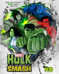 Hulk and the Agents of SMASH Poster
