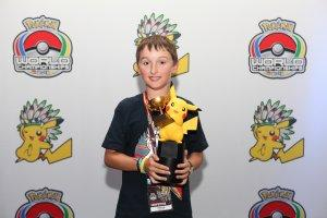 Pokemon TCG Junior Division World Champion Ondrej Kujal