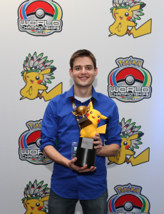 Pokemon TCG Master Division World Champion Jason Klaczynski