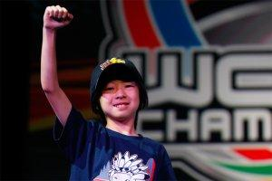Pokemon VG Junior Division World Champion Brendan Zheng