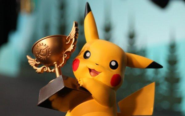 Pokémon World Championships Trophy