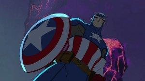 Roger Craig Smith as Captain America