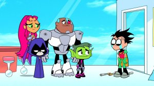 Teen Titans Go! Staff Meeting
