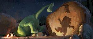 The Good Dinosaur is set to debut next spring.