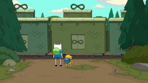 Adventure Time Dungeon Train