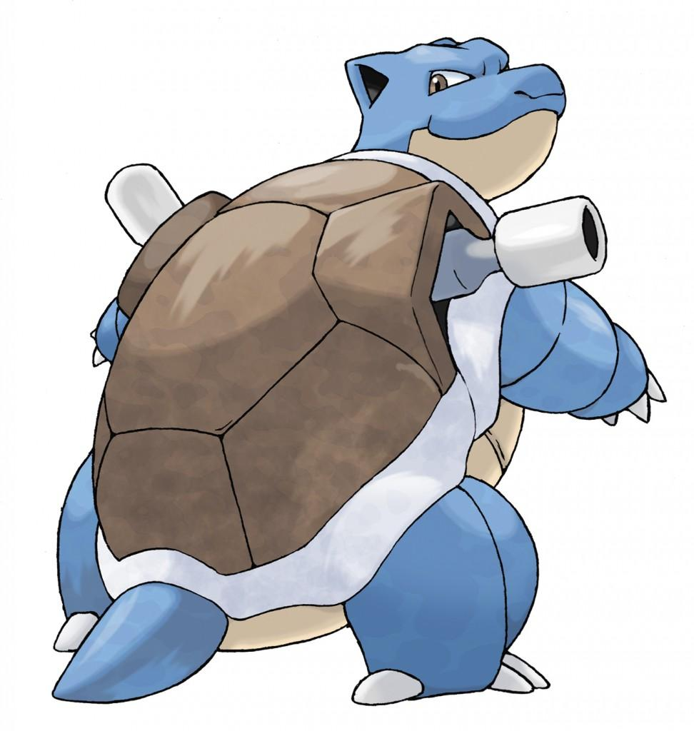 Blastoise_Official Art_300dpi