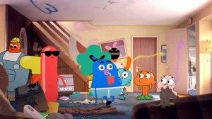 Gumball The Castle