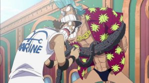 One Piece Season 4 Voyage 5 - Gonna be honest I have no idea what's going on here.
