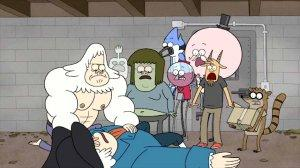 Regular Show A Skips in Time