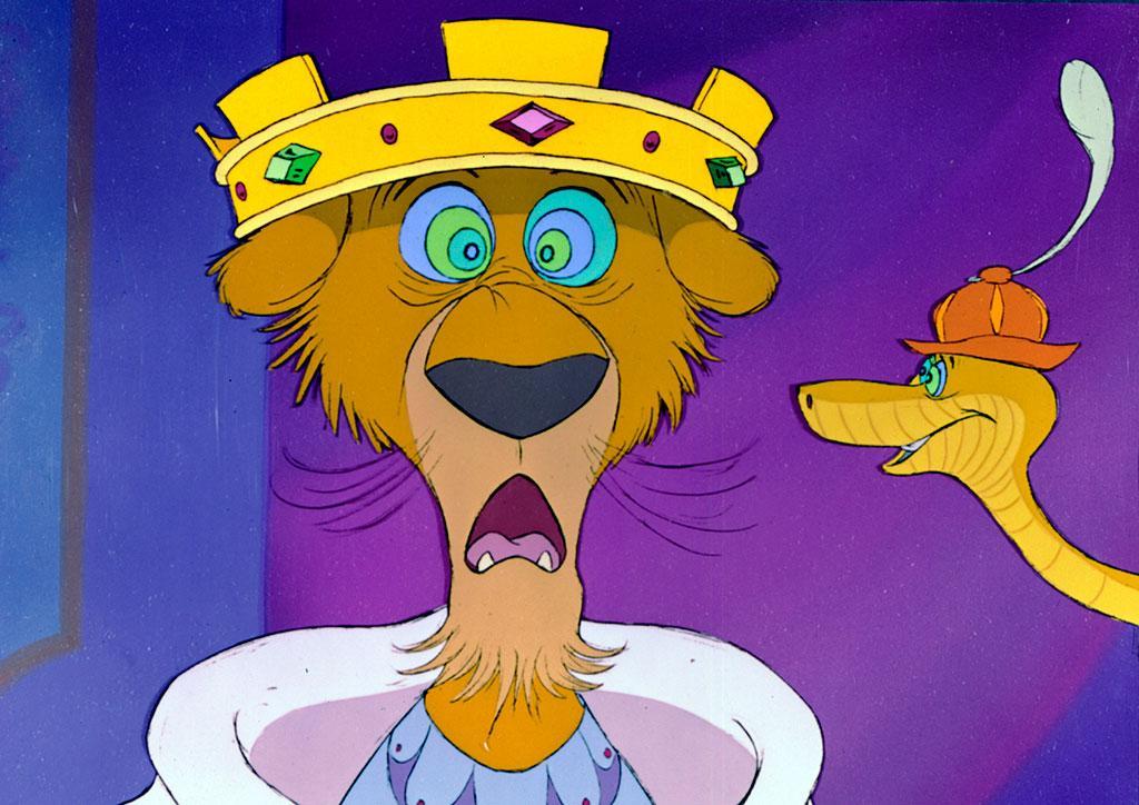 King Richard Robin Hood Disney King John Robin Hood: hdimagelib.com/king+richard+robin+hood+disney