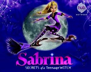 Sabrina Secrets of a Teenage Witch - Broom Ride