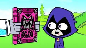 Teen Titans Go Books