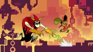Wander Over Yonder Lord Hater and Wander