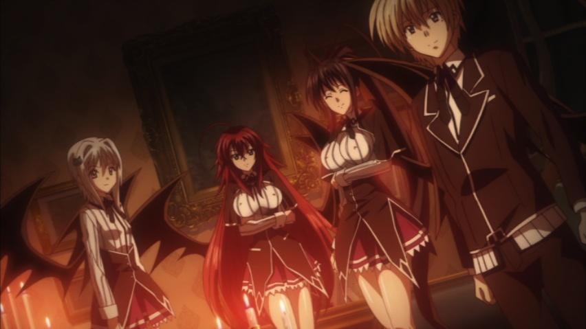Review High School Dxd Complete Series To Hell With This Anime Superhero News