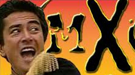 """Captain Tenneal says - """"Get it on! - on Spike TV's best series ever, MXC."""