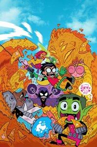 Teen Titans Go! #1 Cover