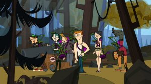 Total Drama All Stars Saving Private Leechball