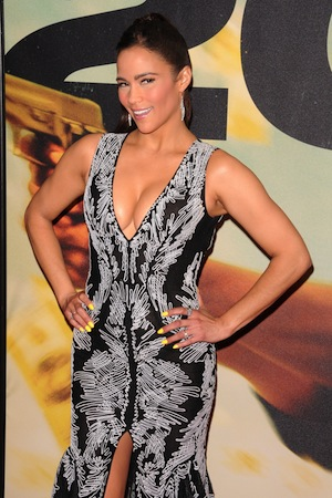 "Paula Patton is jostling for a lead role in ""Warcraft""."