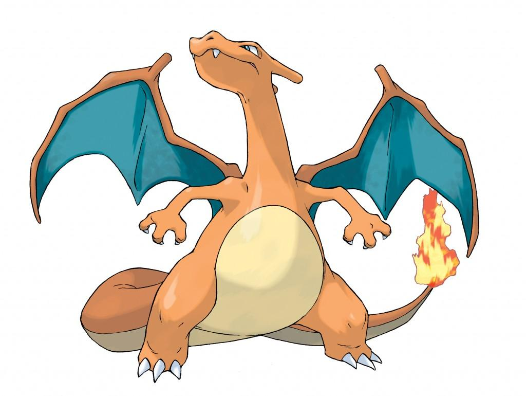 Charizard_Official Art_300dpi