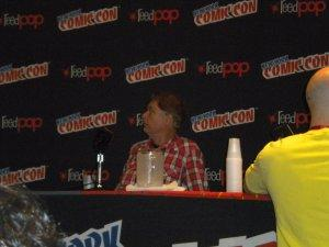 Bill Plympton's Cheatin Panel at New York Comic Con 2013