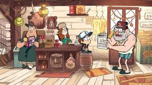 Gravity Falls Six Strange Tales Hand that Rocks the Mabel