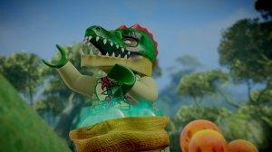 Lego Legends of Chima Fake CHI Real Trouble