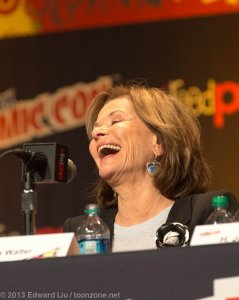 NYCC 2013 Archer Panel Jessica Walter