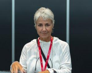 NYCC 2013: Justice League War roundtable - Andrea Romano