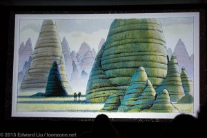 NYCC 2013 Star Wars Rebels - Ralph McQuarrie Concept Art