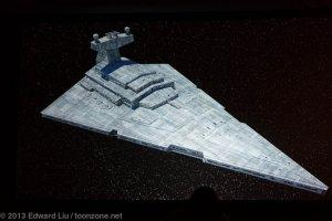 NYCC 2013 Star Wars Rebels - Star Destroyer