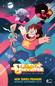 Don't miss an all-new episode of Steven Universe on Thursday, April 30 at 5:30 p.m. (ET/PT).