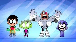 Teen Titans Go Starfire the Terrible