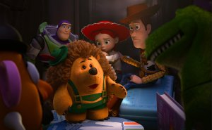 Toy Story of Terror Cast