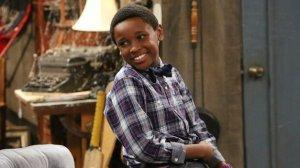 "Curtis Harris stars as ghostly Miles Preston in ""The Haunted Hathaways"" on Nickelodeon."
