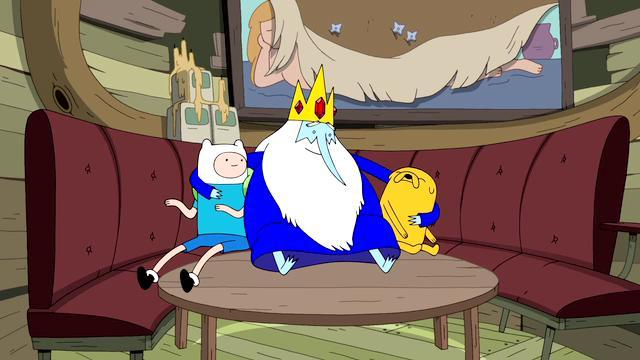 Adventure Time Play Date